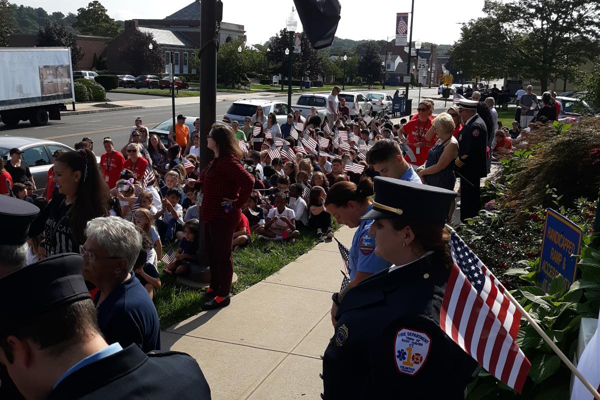 Tuttle School We Love America Day