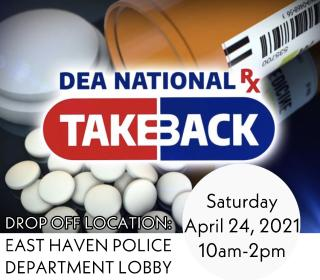 DEA National Drug Take Back