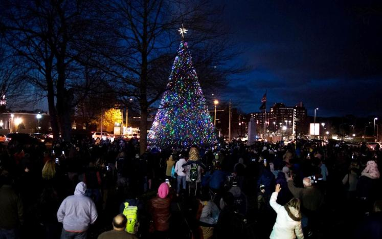 East Haven Chamber/Town 2016 Christmas Tree Lighting Photo Gallery--Courtesy of Jennifer Higham Photography---click here