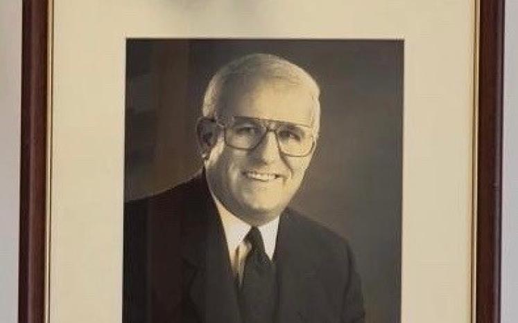 Mayor Hank Luzzi